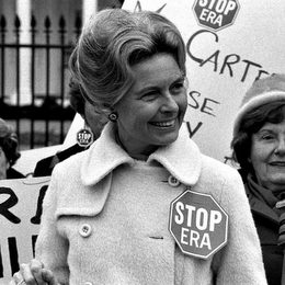Phyllis Schlafly (1924 - 2016)